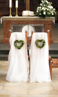 Brautpaarstühle